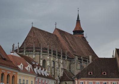 Biserica Neagra o Chiesa Nera, Brasov - Diario di viaggio in Transilvania - Romania