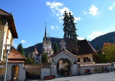 Biserica di S. Nicolae - Chiesa di San Nicola, Brasov - Diario di viaggio in Transilvania - Romania