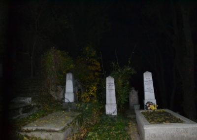-Cimitero Sassone, Sighisoara - Diario di viaggio in Transilvania - Romania