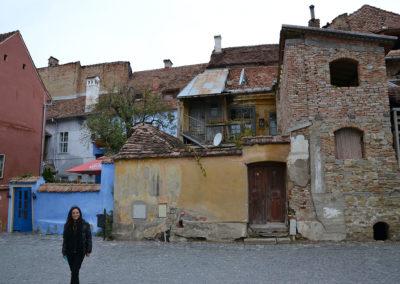 Sighisoara - Diario di viaggio in Transilvania - Romania
