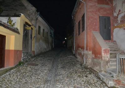 Strada Zitul Cetatii, Sighisoara - Diario di viaggio in Transilvania - Romania