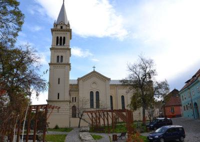 Catedrala Romano Catolică Sf.Iosif,-Petofi Sandor-, Sighisoara - Diario di viaggio in Transilvania - Romania