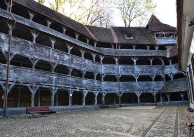 Bastionul Tesatorilor, Brasov - Diario di viaggio in Transilvania - Romania
