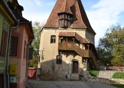 Torre degli Stivali - Turnul Cizmarilor- - Diario di viaggio in Transilvania - Romania