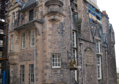Writer Museum, Lady Stair's close, Edimburgo - Diario di viaggio in Scozia