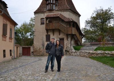 Torre degli Stivali-Turnul Cizmarilor - Diario di viaggio in Transilvania - Romania