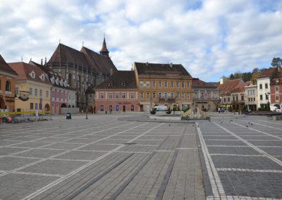 Piata Stafului, Brasov - Diario di viaggio in Transilvania - Romania
