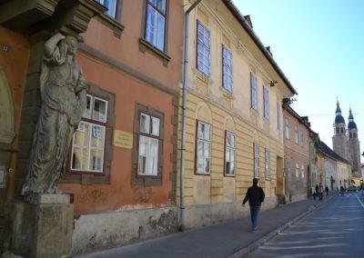 Strada Mitripoliei, Sibiu - Diario di viaggio in Transilvania - Romania