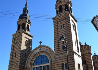 Cattedrale Ortodossa della Santa Trinità - Ortodoxe Kirche, Sibiu - Diario di viaggio in Transilvania - Romania
