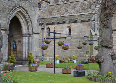 Holy Trinity Church, St Andrews - Diario di viaggio in Scozia