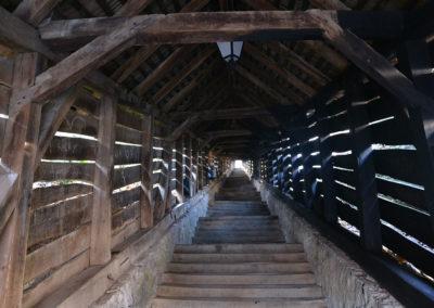 Scara Scolarilor, Sighisoara - Diario di viaggio in Transilvania - Romania