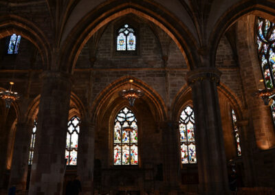 Cathedral of St-Giles, Edimburgo - Diario di viaggio in Scozia