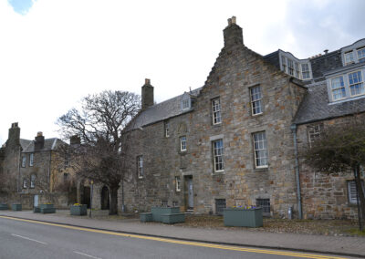 North Street St Andrews - Diario di viaggio in Scozia