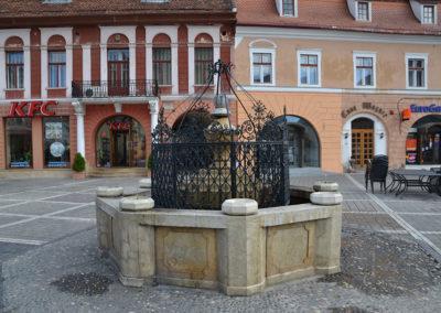 Fantana Piata Stafului, Brasov - Diario di viaggio in Transilvania - Romania