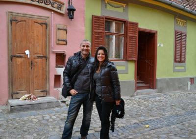 Sighisoara - Diario di viaggio in Transilvania - Romania.
