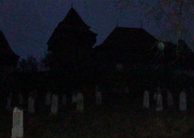 Chiesa Sassone Fortificata di Viscrì-Biserica Fortificata di Viscrì - Diario di viaggio in Transilvania - Romania