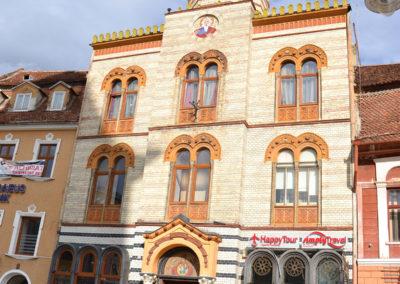 -Biserica Sfânta Adormire a Maicii Domnului- Santa Assunta Chiesa della Vergine, Brasov - Diario di viaggio in Transilvania - Romania