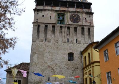 Torre dell'Orologio -Turnul cu Ceas -, Sighisoara - Diario di viaggio in Transilvania - Romania