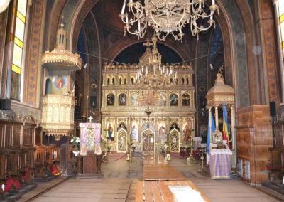 Biserica Sfânta Adormire a Maicii Domnului, Brasov - Diario di viaggio in Transilvania - Romania