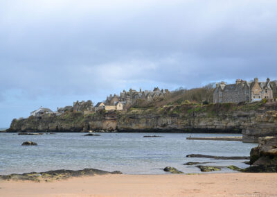 West Sands-Beach, St-Andrews - Diario di viaggio in Scozia