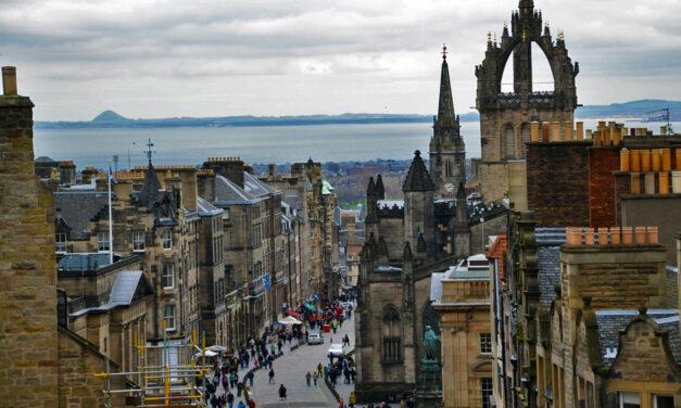 Diario di viaggio in Scozia