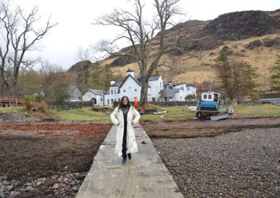 Kintail Lodge Hotel - Glenshiel Bridge, Kyle - Diario di viaggio in Scozia